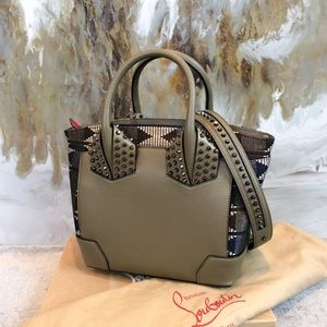Christian Louboutin Green Eloise Pattern Small Bag